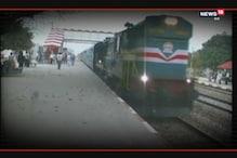 VIDEO: रेलवे ने पुराने पुल की जगह 7 घंटे में बना लिया नया पुल