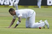डेल स्टेन पहले टेस्ट मैच से हुए बाहर