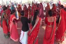 VIDEO: पश्चिमी चम्पारण के थारु महोत्सव में दिखी परम्परागत संस्कृति की झलक