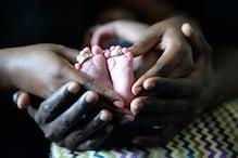 गोंडा: गोबर की ढेर में दबा मिला नवजात बच्चे का शव