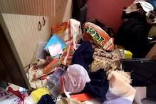 VIDEO: चोरों ने एक ही रात में दो घरों को बनाया निशाना