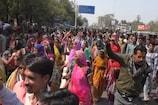 कोटा यूआईटी पर दो हजार से अधिक लोगों ने किया हंगामा