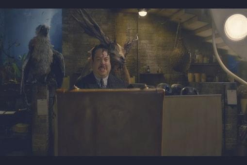 फैंटास्टिक बीस्टस की दूसरी फिल्म का ट्रेलर जारी हो गया है