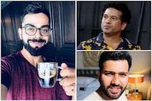 ये 6 भारतीय क्रिकेटर हैं सोशल मीडिया के 'किंग'