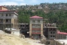 VIDEO: अल्मोड़ा के निर्माणाधीन मेडिकल कॉलेज के भवन का निरीक्षण