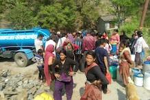 अल्मोड़ा में सूख गए मिनरल वॉटर वाले नौले... प्यास बुझाने के लिए करना पड़ता है संघर्ष
