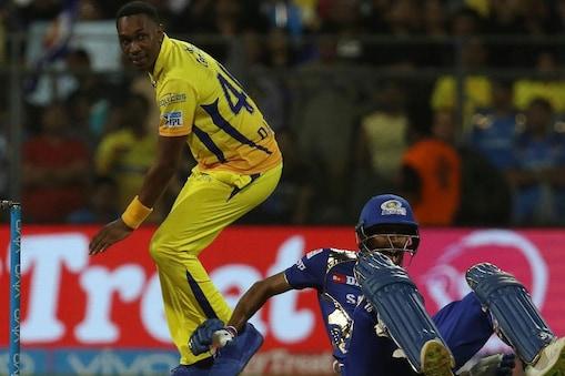 दिल्ली डेयरडेविल्स के खिलाफ मुकाबले में किरोन पोलार्ड पहली गेंद पर आउट हुए थे.