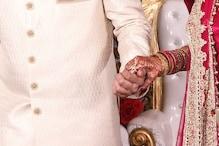 यहां शादी में दूल्हे को दुल्हन लगाती है सिंदूर... देखिए वीडियो...