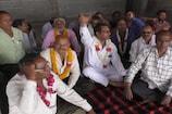 VIDEO: रोडवेज कर्मचारियों का धरना-प्रदर्शन