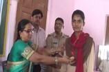 सुजानगढ़ में छात्राओं को दी गई सड़क सुरक्षा के नियमों की जानकारी