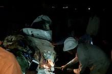 सतना में नेशनल हाईवे-7 पर दर्दनाक हादसा, दूल्हे समेत छह की मौत