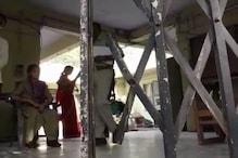 ग्वालियर महिला थाने से शातिर चोर फरार, सोती रही महिला पुलिस