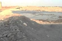 VIDEO:सूख गई यमुना नहर, दिल्ली में मच सकता है हाहाकार