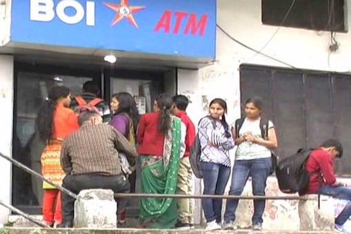 ATM में कैश नहीं होने के कारण पर्यटकों को सबसे ज्यादा हो रही परेशानी
