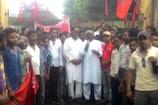 VIDEO: रोजगार सहित हक अधिकार की मांग को लेकर मासस का प्रदर्शन