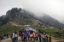PHOTOS: लापता श्रुति की तलाश में 'मेगा सर्च ऑपेरशन', गुफाओं से लेकर हर खाई खंगाली