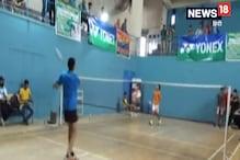 VIDEO: ऊना में बैडमिंटन प्रतियोगिता में 400 खिलाड़ी ले रहे हिस्सा, विधायक हुए नाराज