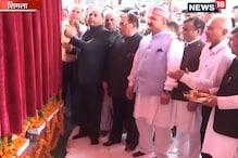 VIDEO: चौपाल दौरे पर सीएम जयराम ठाकुर ने दी कई सौगातें