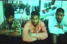 तीन नक्सली सहयोगी राजनांदगांव से गिरफ्तार