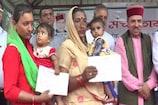 VIDEO: जनमंच कार्यक्रम में बेटी बचाने की शानदार पहल, नवजात की एफडी कराई