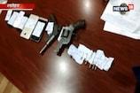 लातेहार: चार वाहन लुटेरे गिरफ्तार, दो पिस्टल सहित कारतूस बरामद