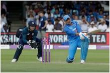 इंग्लैंड के खिलाफ लॉर्ड्स वनडे में भारतीय फैंस ने की धोनी के खिलाफ हूटिंग