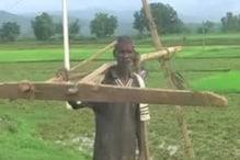 VIDEO: अच्छी बारिश नहीं हुई, तो किसानों को उठाना पड़ेगा नुकसान