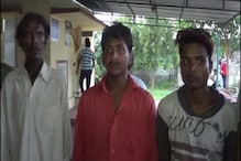 VIDEO: तीन मोबाइल चोर सहित एक खरीददार चढ़ा पुलिस के हत्थे