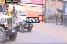 VIDEO- श्रीनगर: आतंकियों से मुठभेड़ में एक जवान शहीद, चार घायल