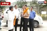 VIDEO: HPU के नवनियुक्त VC डॉ. सिकंदर का हमीरपुर में हुआ स्वागत
