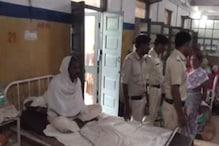 अस्पताल भर्ती क़ैदी हथकड़ी काटकर फरार : बैड पर मिले आरी और ब्लेड