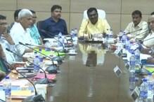 मंत्री के साथ बैठक में छाया रहा बिजली-पानी का मुद्दा