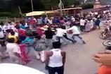 VIDEO: पति ने की दूसरी शादी तो पहली पत्नी ने कर दी सरेआम पिटाई