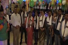 VIDEO: 'एक शाम जवानों के नाम' कार्यक्रम का आयोजन