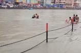 VIDEO: अब तक 25.... एक और कांवड़िये को गंगा में डूबने से बचाया जल पुलिस ने