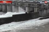 VIDEO: भारी बारिश के चलते कोटा बैराज से छोड़ा गया पानी