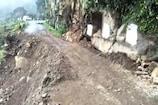 VIDEO: हरिपुरधार मार्ग पर यातायात ठप होने से नहीं पहुंच पा रहे पर्यटक