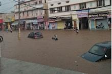अलवर में तीन घंटे तक मूसलाधार बारिश, सड़कें बनी नदियां, PHOTOS में देखें बाढ़ जैसा नजारा
