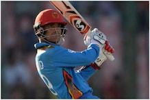 बांग्लादेश के खिलाफ राशिद खान की धमाकेदार बल्लेबाजी, रोहित शर्मा से भी तेज अर्धशतक ठोका