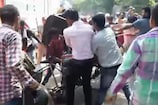 VIDEO: जब रणक्षेत्र में तब्दील हुआ जमशेदपुर का ग्रेजुएट कॉलेज