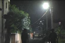 शहरों की तर्ज पर झारखंड के कस्बों में भी लग रही है एलईडी लाइटें