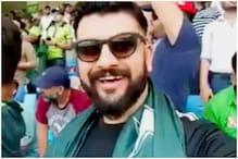 Exclusive: भारतीय राष्ट्रगान गाने वाले पाकिस्तानी क्रिकेट फैन के साथ न्यूज18