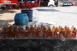 VIDEO: सीवान में अवैध शराब के साथ एक तस्कर गिरफ्तार
