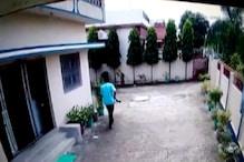 VIDEO: गोली मार कर व्यापारी ने की आत्महत्या, CCTV में कैद