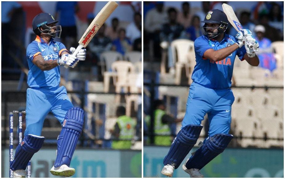 ब्रेबॉर्न स्टेडियम में भारत और वेस्टइंडीज के बीच खेले गए सीरीज के चौथे मैच में शिखर धवन और रोहित शर्मा की जोड़ी ने एक खास मुकाम हासिल किया. ये दोनों बतौर ओपनर भारत की दूसरी और दुनिया की चौथी सफल जोड़ी बन गए हैं.