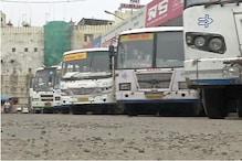 रोडवेजकर्मियों की हड़ताल टूटने का इंतजार, देर रात या रविवार सुबह तक होगा फैसला
