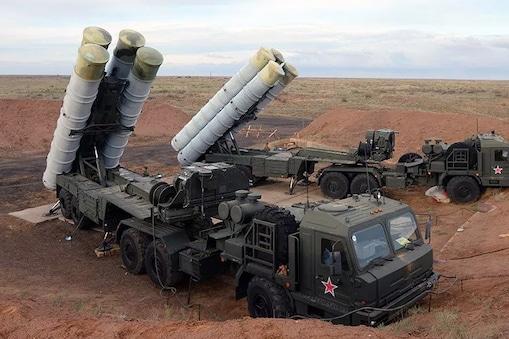 S 400 मिसाइल डिफेंस सिस्टम