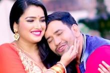 OMG! अभिनेत्री आम्रपाली दुबे ने लगवाया इस भोजपुरी स्टार से झाड़ू-पोछा, VIDEO VIRAL