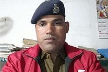 शहीद थानाध्यक्ष आशीष कुमार सिंह के गांव में मातम, हर आंख है नम