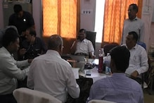 उमरिया में सिविल सर्जन 20 हजार रुपए की रिश्वत लेते हुए गिरफ्तार